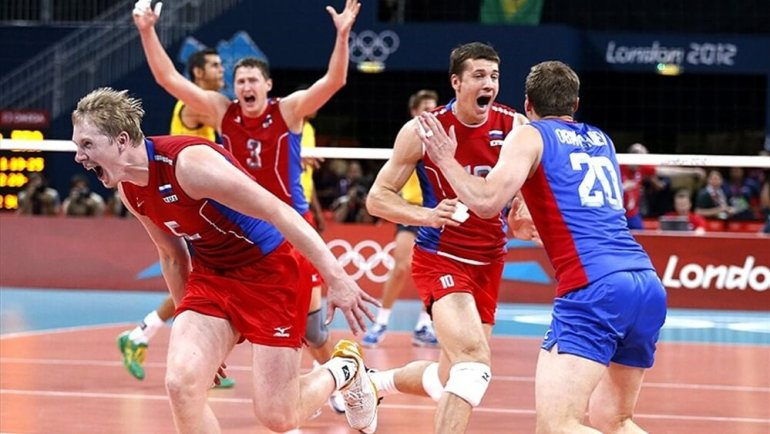 Стратегия на волейбол — тотал