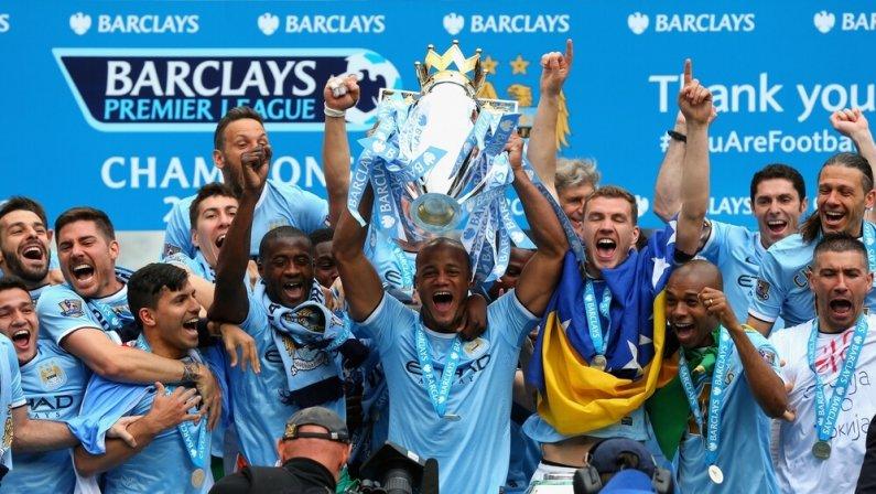 БК Paddy Power признала «Манчестер Сити» чемпионом Англии