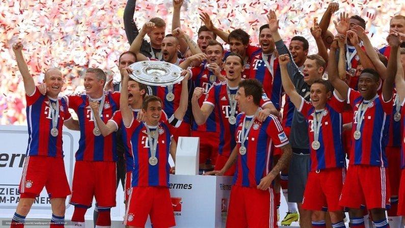 «Лига Ставок»: «Бавария» уже чемпион