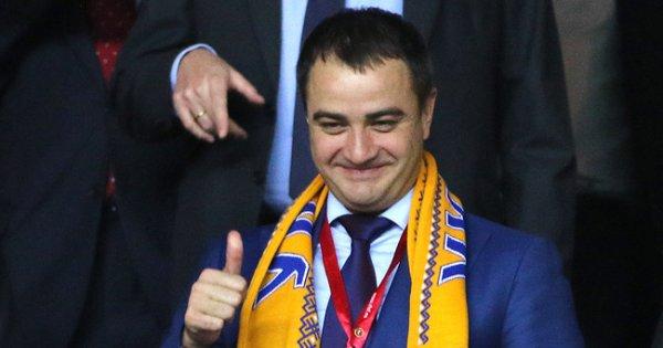 Глава украинского футбола отказался ехать на ЧМ–2018