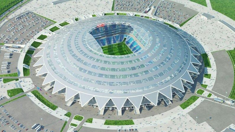 Стадион в Самаре будет сдан до 1 апреля