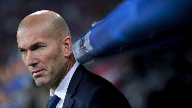 БК «1хСтавка»: В последнем матче Ла Лиги у руля «Реала» будет не Зидан