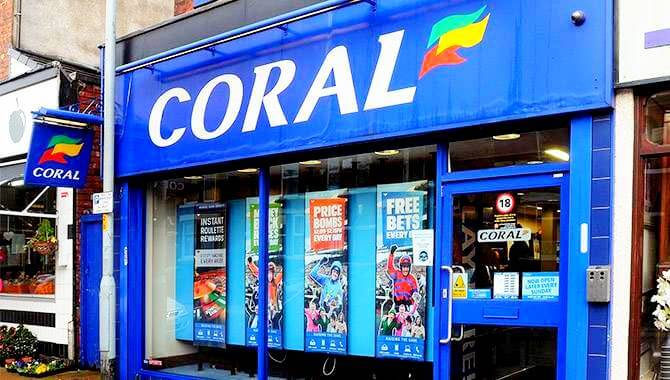 БК Coral выдвигает своего агента 007