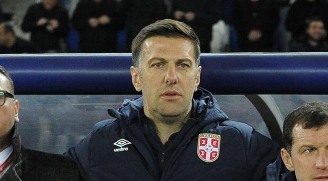 Младен Крстаич — новый главный тренер сборной Сербии на ЧМ–2018