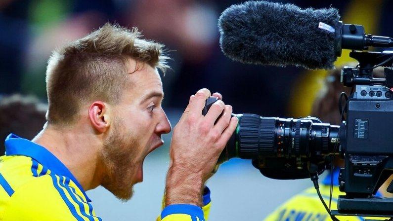 Украинская национальная телерадиокомпания отказалась от трансляции матчей ЧМ–2018