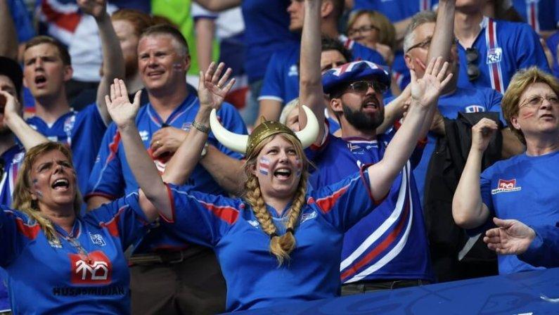 20 % жителей Исландии подали заявки на билеты ЧМ–2018