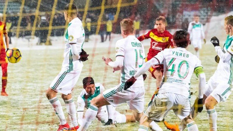 Скандальный гол принес любителю ставок 2,8 миллиона рублей