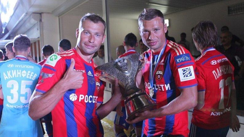 Братья Березуцкие не помогут сборной России на ЧМ–2018
