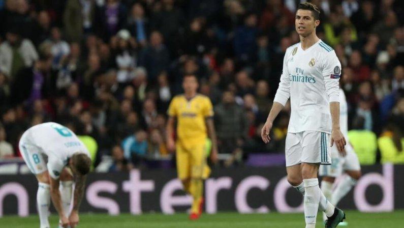 БК Favbet вернула часть ставок на «Ювентус» в матче ЛЧ с «Реалом»