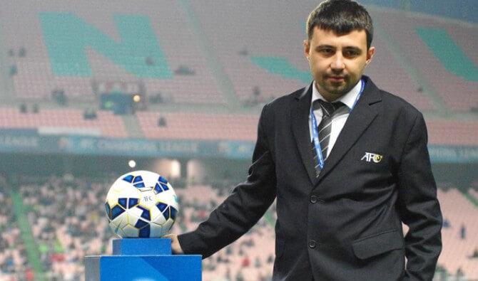 На ЧМ–2018 впервые в истории будет работать комиссар из Узбекистана