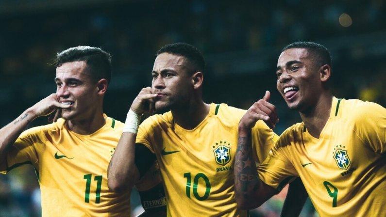 Что за монстры футбола приедут в Россию на ЧМ–2018. Бразилия