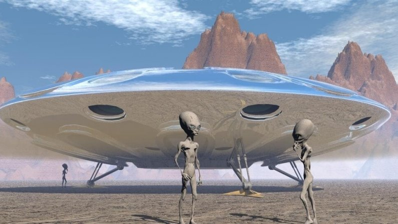 «Пари-Матч» принимает ставки на существование инопланетян