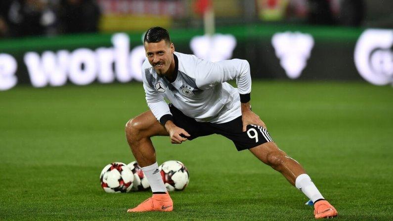 Вагнер расплакался на тренировке «Баварии» из-за невызова в сборную Германии на ЧМ–2018