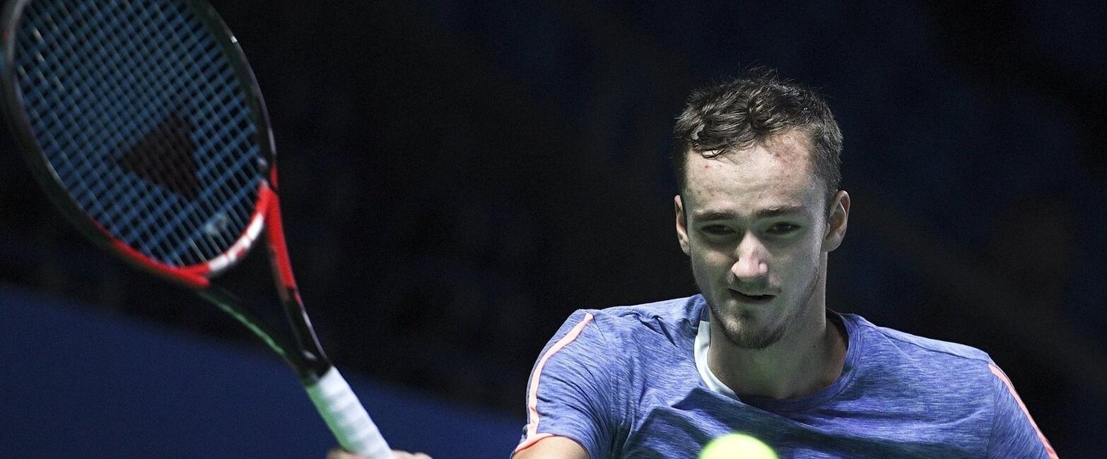 Ставки на матч Чорич – Медведев. Прогноз на теннис, Париж 31 Октября 2018