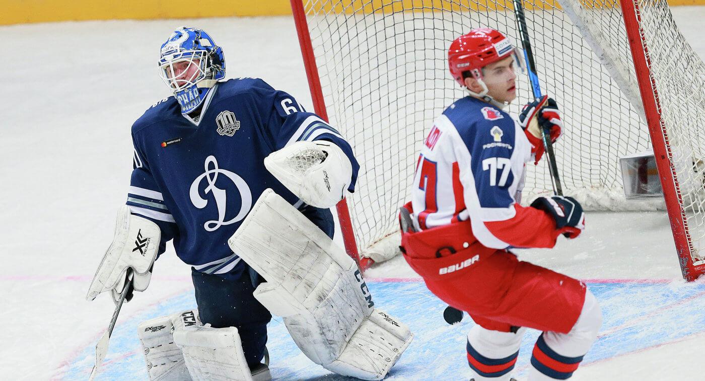Динамо Москва — Сибирь. Прогноз на матч 06.09.2018. КХЛ