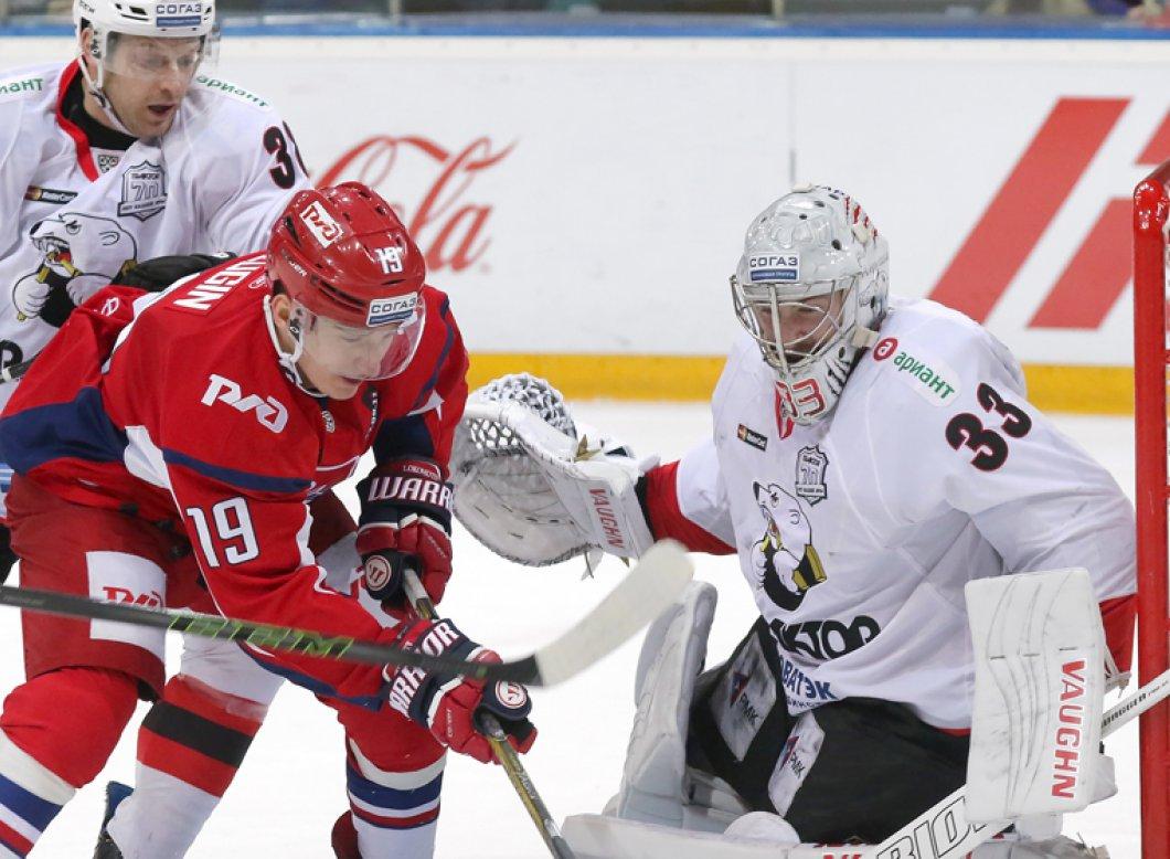 Прогноз на КХЛ: Локомотив – Ак Барс – 6 октября 2018 года