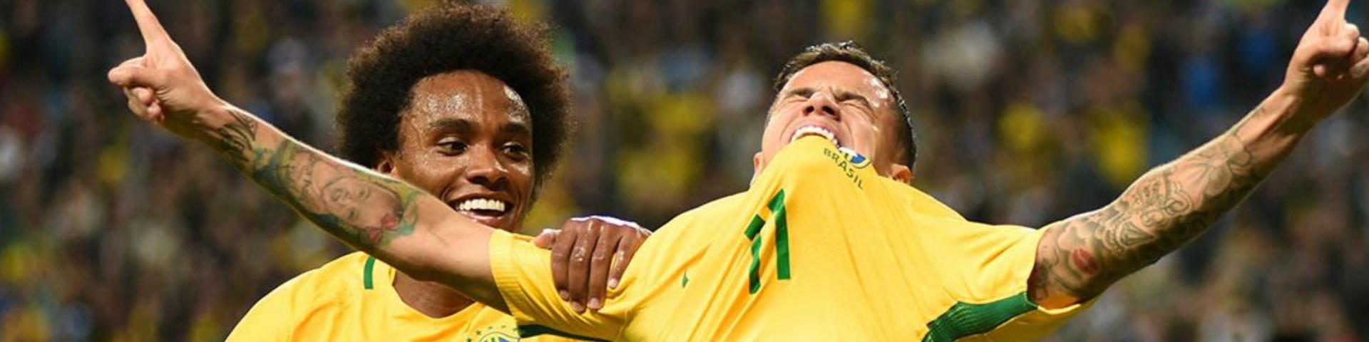Букмекеры: сборная Бразилии обыграет Чехию