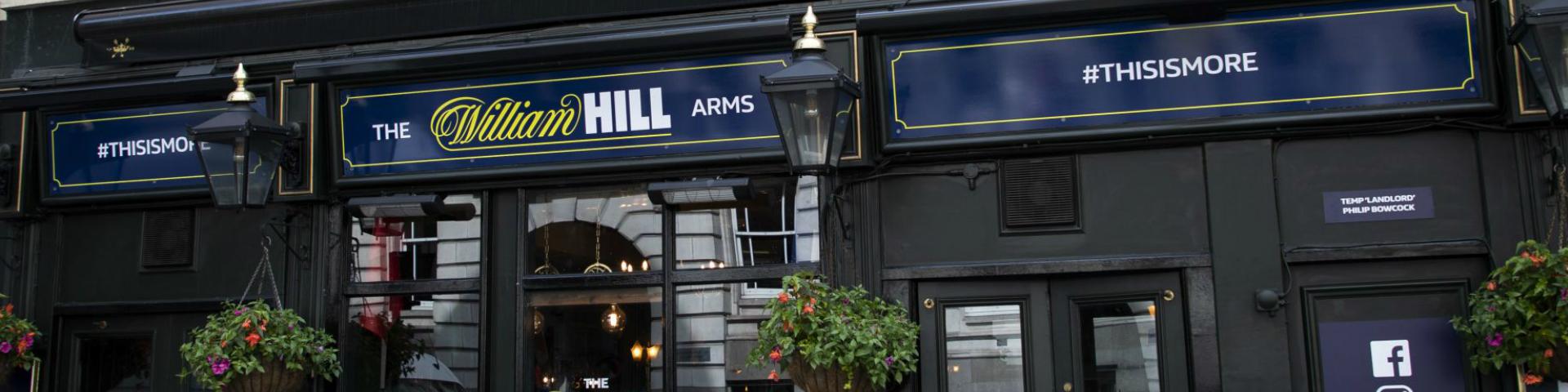БК William Hill обратилась к арендодателям с просьбой о сокращении платы за помещения под ППС