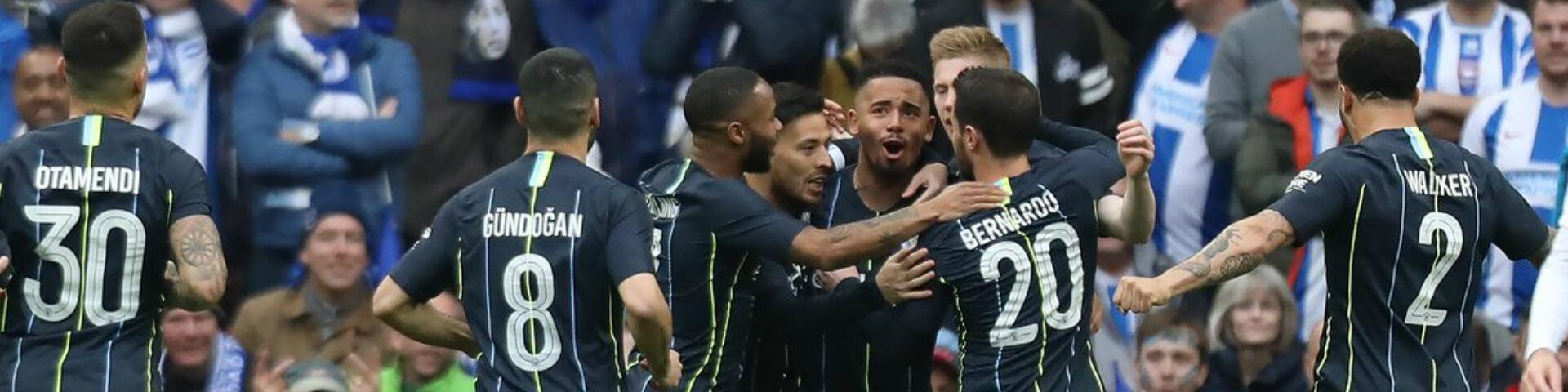 Букмекеры: «Манчестер Сити» обыграет «Тоттенхэм»