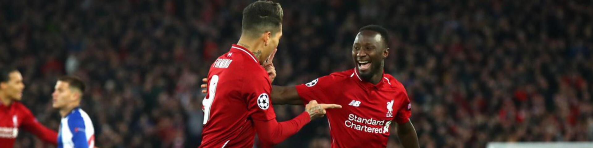 «Тоттенхэм» и «Ливерпуль» выиграли домашние матчи в ЛЧ