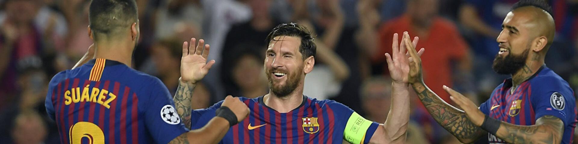 Букмекеры: «Барселона» выиграет у «Манчестер Юнайтед»