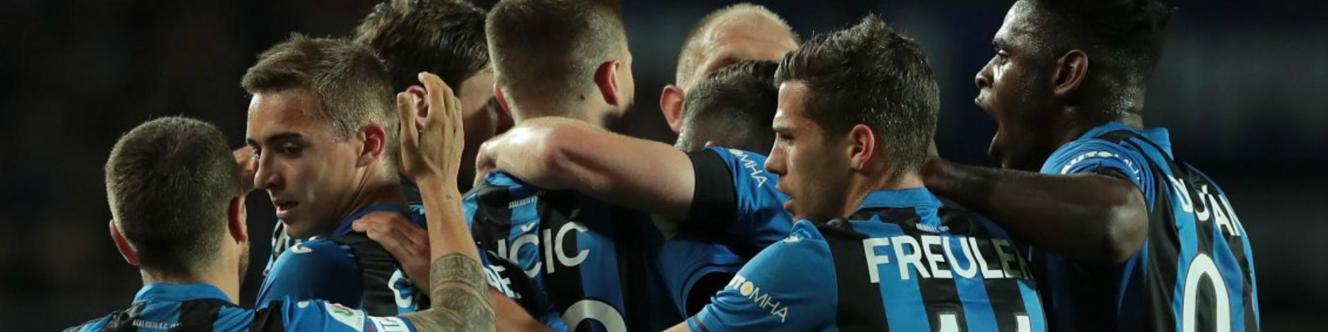«Аталанта» вышла в финал Кубка Италии