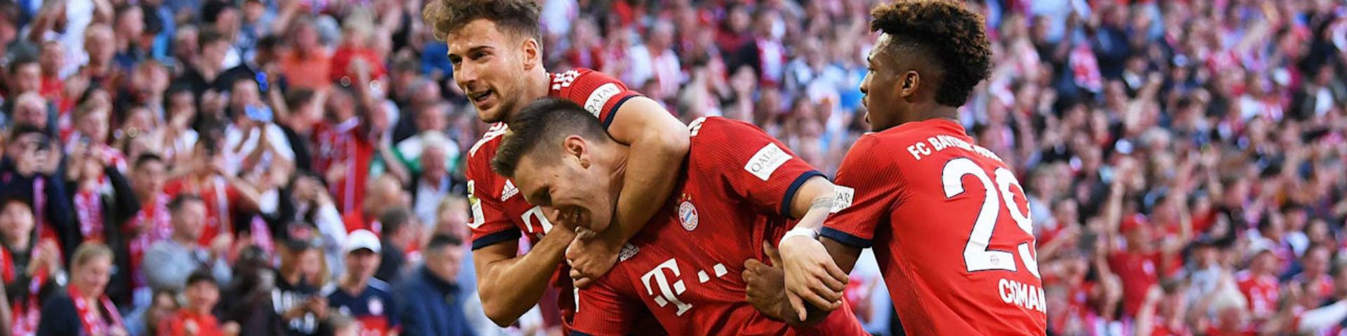 БК «1хСтавка»: «Бавария» — чемпион Германии