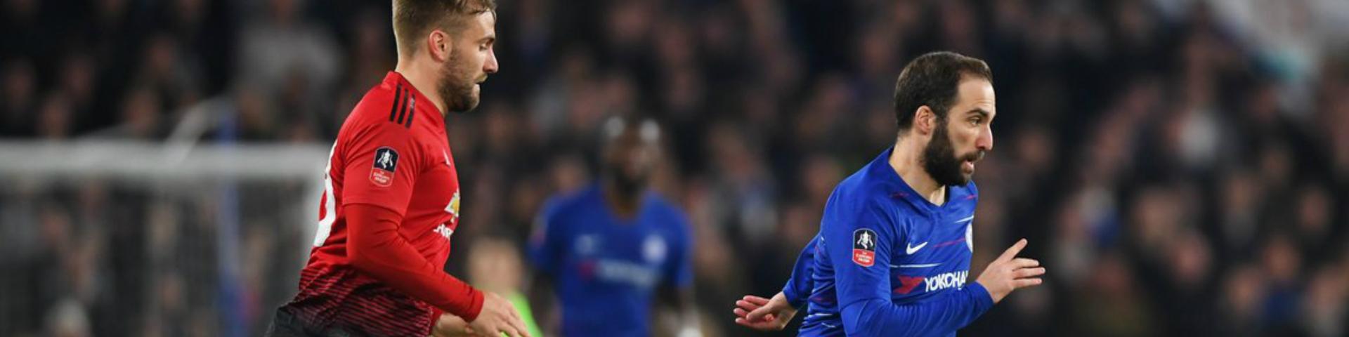 БК «Леон»: в матче «Манчестер Юнайтед» — «Челси» фаворита нет