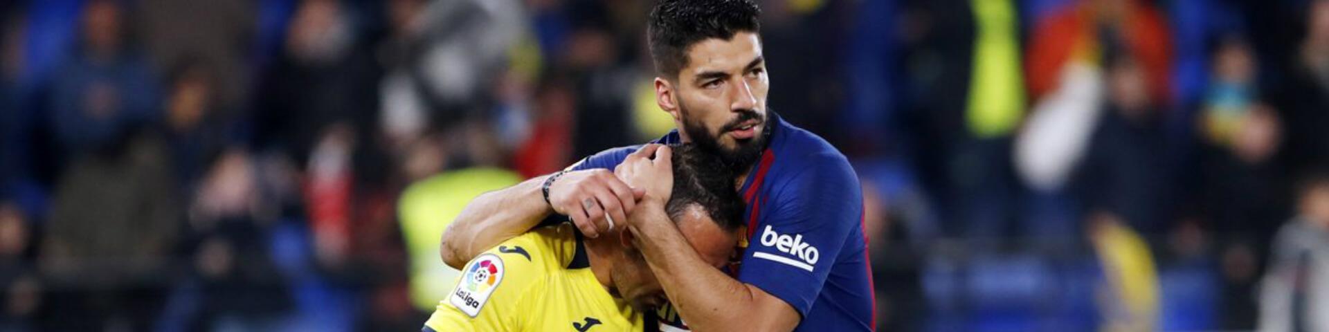 «Барселона» вырвала ничью в матче с «Вильярреалом»