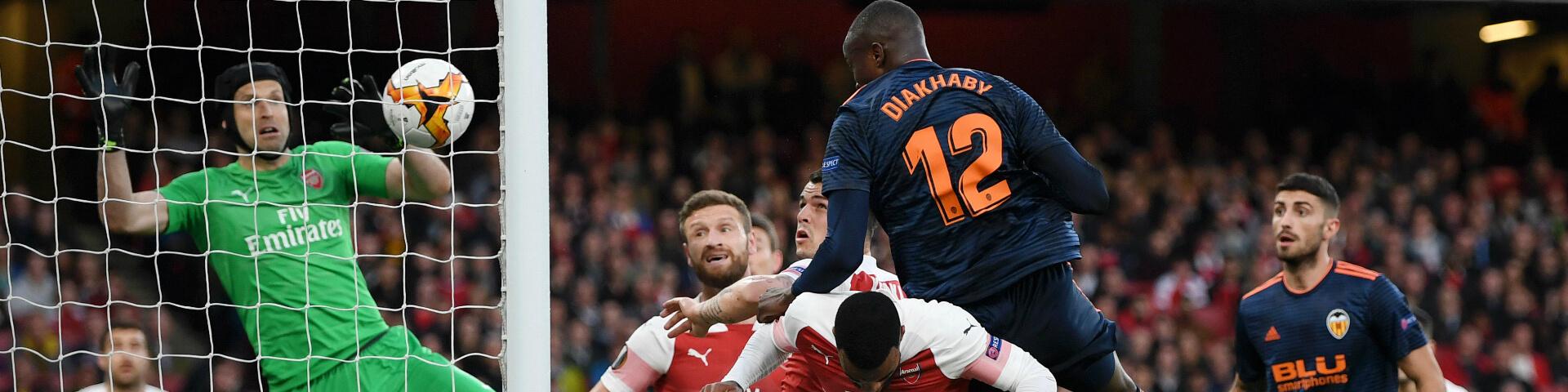 «Арсенал» на выезде победил «Валенсию»