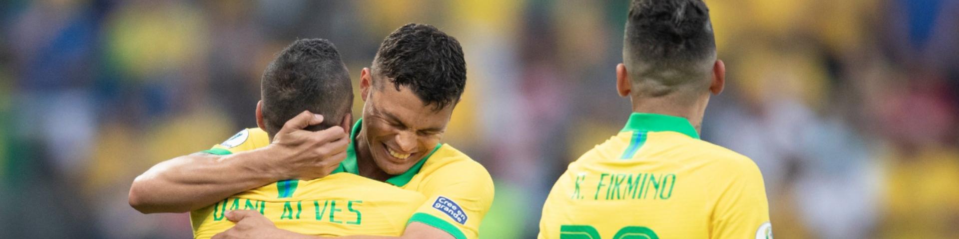 Бразилия — Парагвай