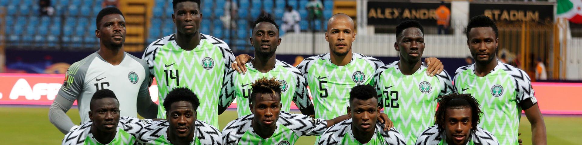 Нигерия – Камерун