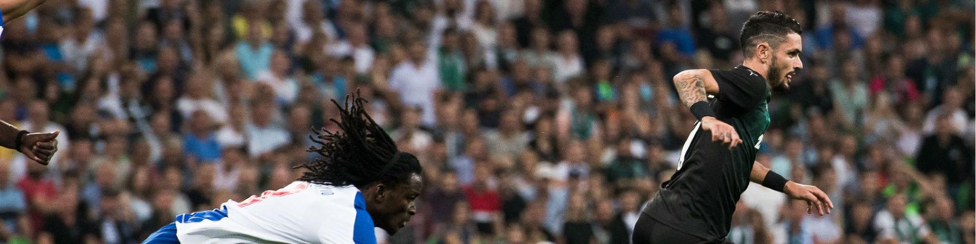 «Краснодар» нокаутировал «Порту», забив три мяча на «Драгау»