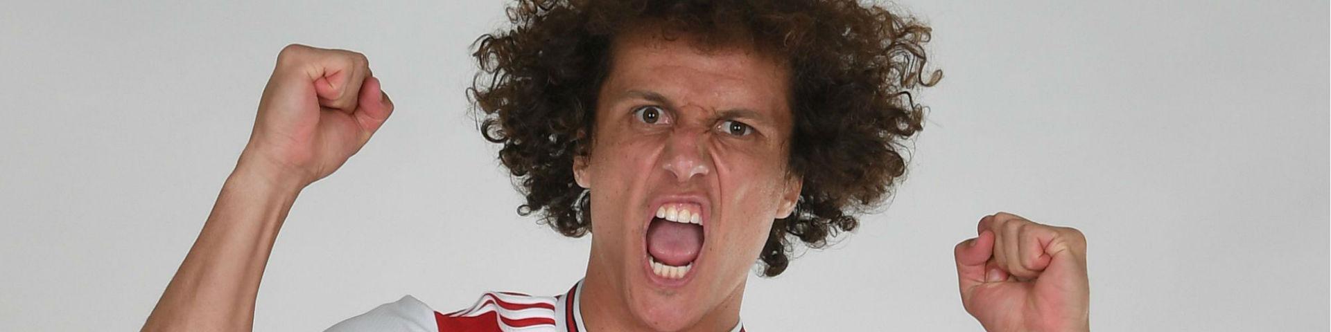 Давид Луис перешёл в «Арсенал»