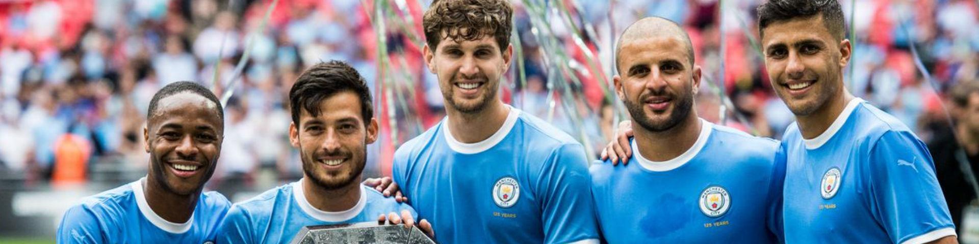 «Манчестер Сити» выиграл Суперкубок Англии