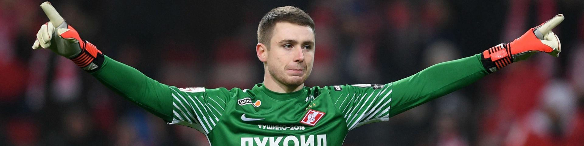 Вратарь «Спартака» Селихов вновь получил травму