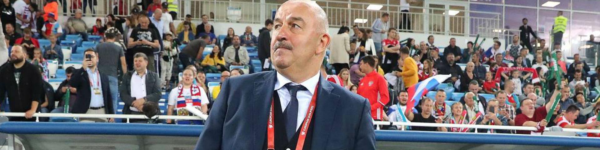 Черчесов оценил два последних матча сборной