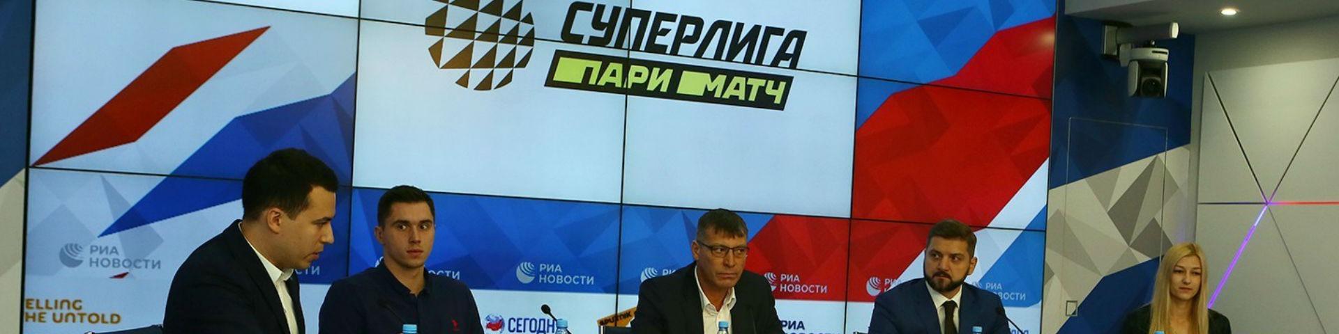 БК «Париматч» стала спонсором Всероссийской федерации волейбола