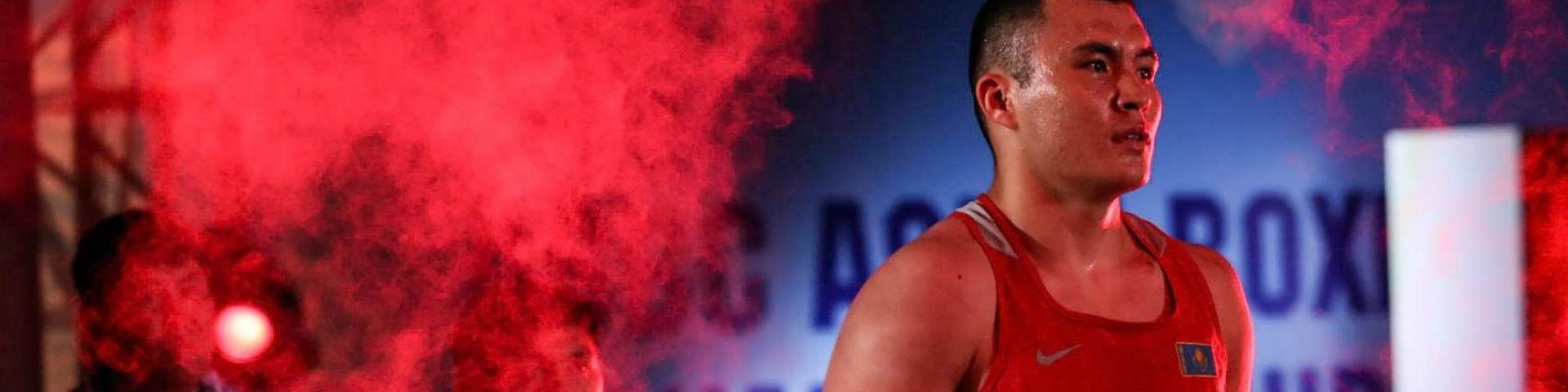 БК «Лига Ставок»: Кункабаев победит на ЧМ-2019 по боксу