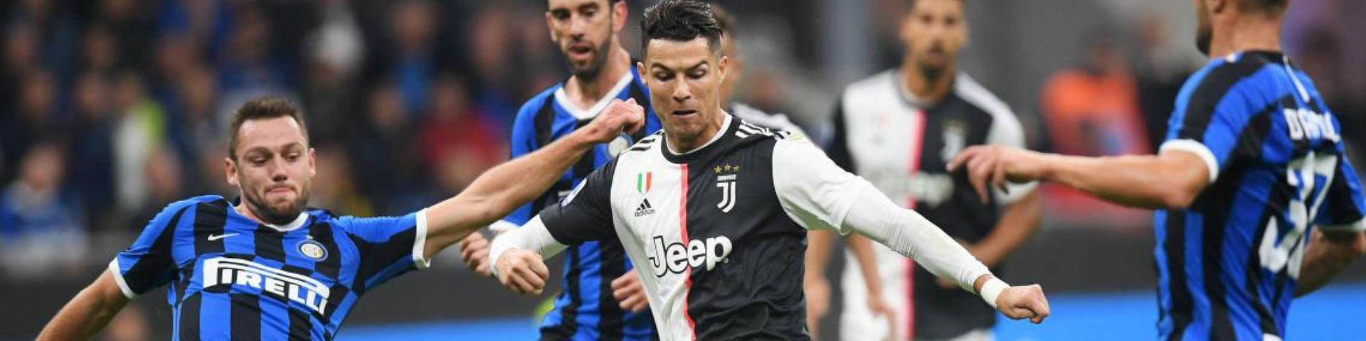 «Ювентус» обыграл «Интер» и вернулся на первое место