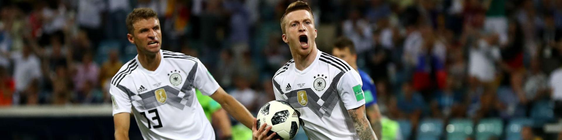 Букмекеры: Германия переиграет Аргентину