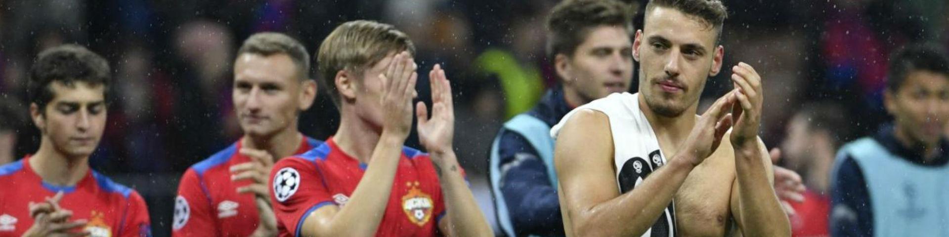 ЦСКА набрал первое очко в Лиге Европы