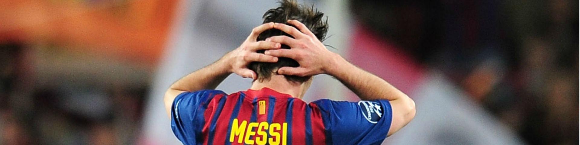 «Барселона» не забила дома в группе ЛЧ впервые за семь лет