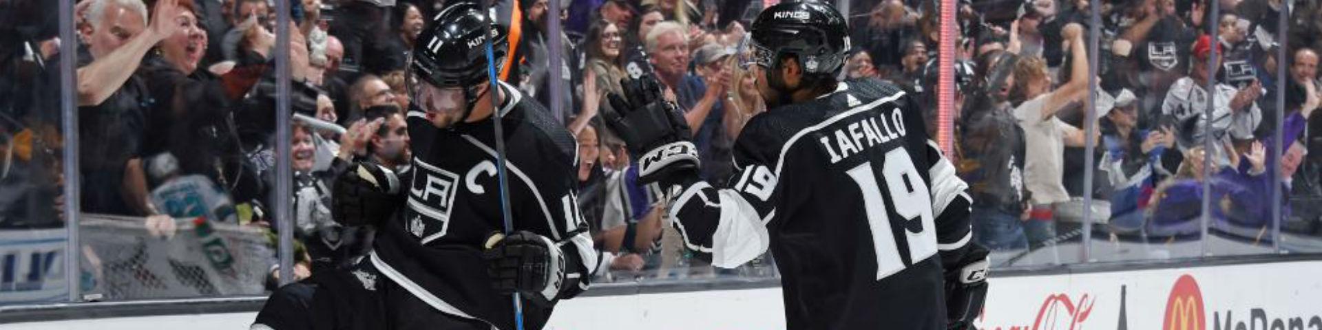«Лос-Анджелес» – «Детройт» – прогноз 15 ноября на хоккейную игру