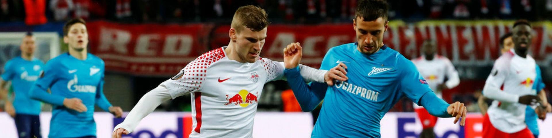 Букмекеры: «Лейпциг» — фаворит в матче с «Зенитом»