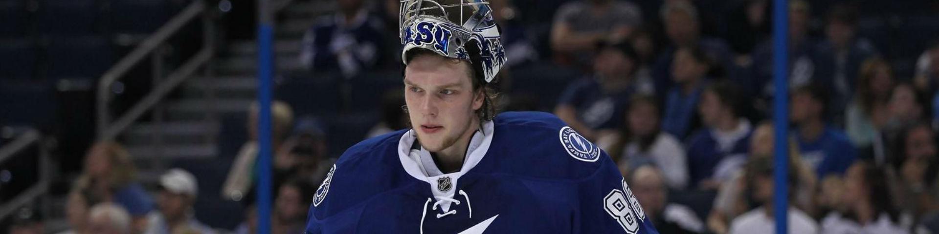 Василевский сыграет в Матче всех звезд НХЛ