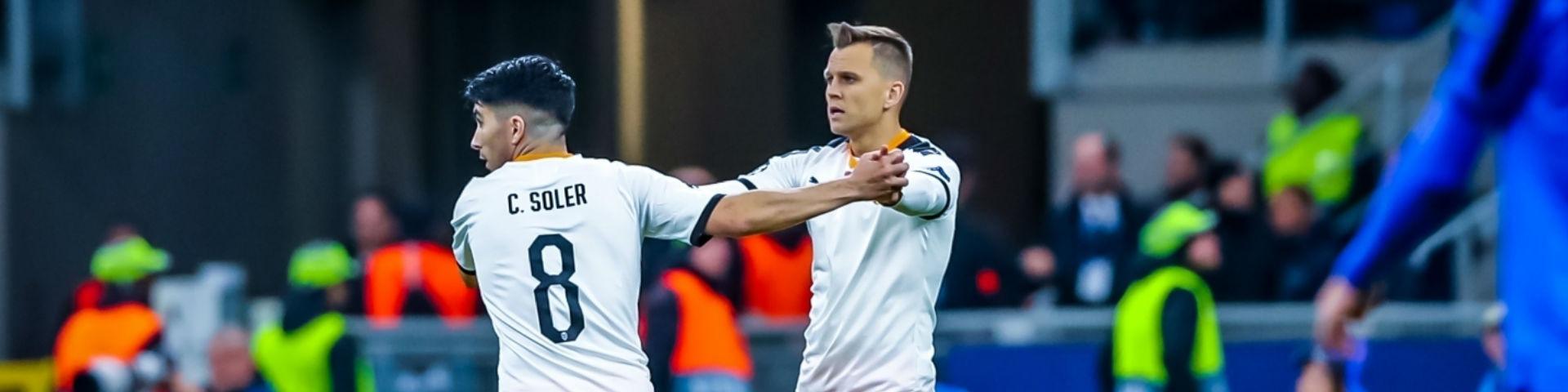 «Аталанта» вынесла «Валенсию», но Черышев забил гол