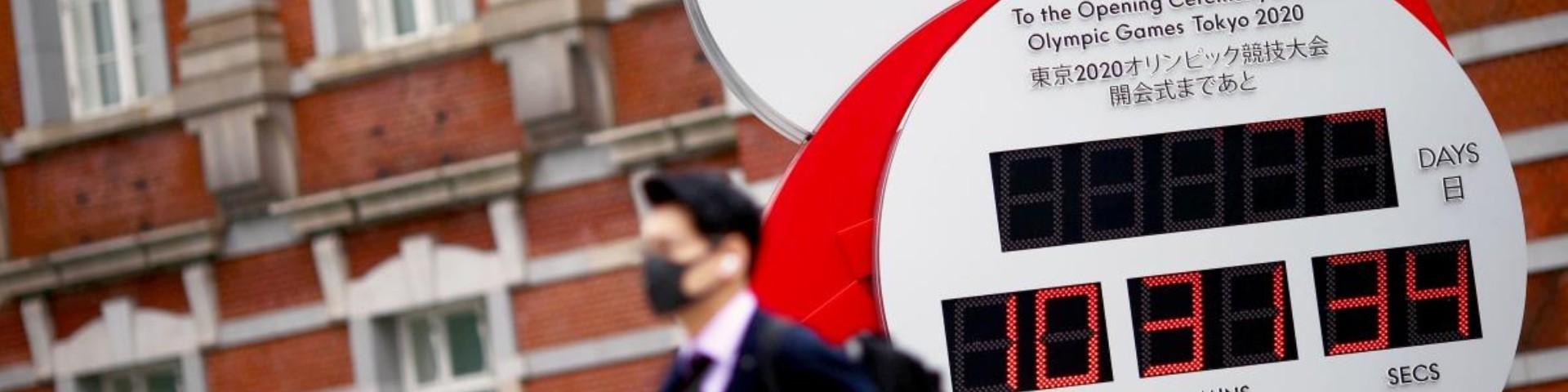 Олимпиада в Токио перенесена на год из-за коронавируса