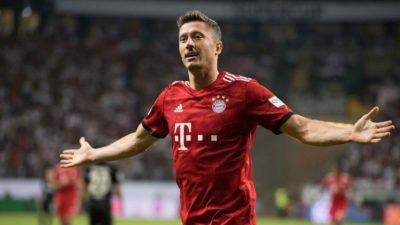БК «Париматч»: 25 000 рублей за прогноз на игру «Байер» – «Бавария»